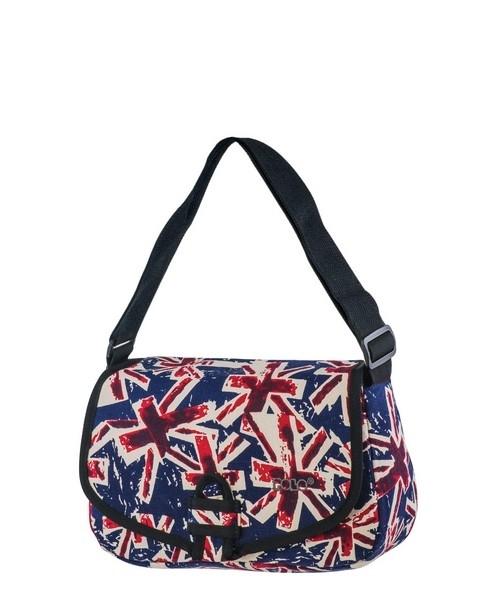 9b4986ada1 ΤΣΑΝΤΕΣ ΒΟΛΤΑΣ  Γυναικεία τσάντα POLO Queen (Βρετανική σημαία)