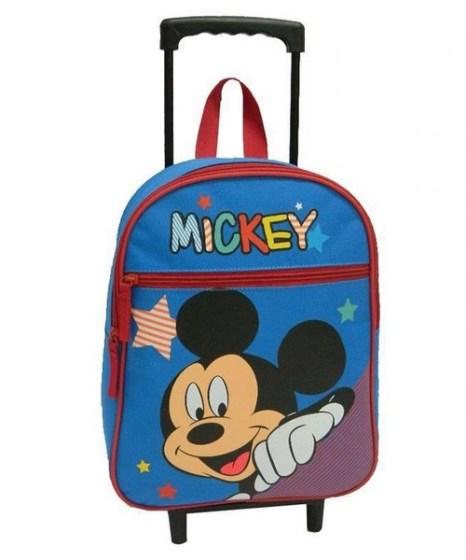 42c478e9ae Τσάντα νηπίου τρόλευ Mickey Mouse - Bagtrotter. ΣΧΟΛΙΚΑ ΕΙΔΗ