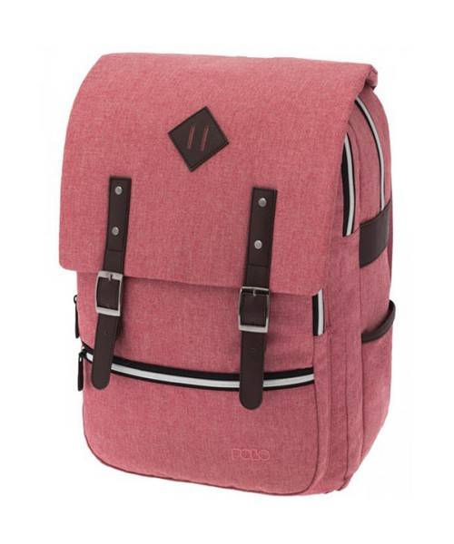 430f093b7e ΣΧΟΛΙΚΑ ΕΙΔΗ  Σακίδιο πλάτης Polo Groovy Ροζ